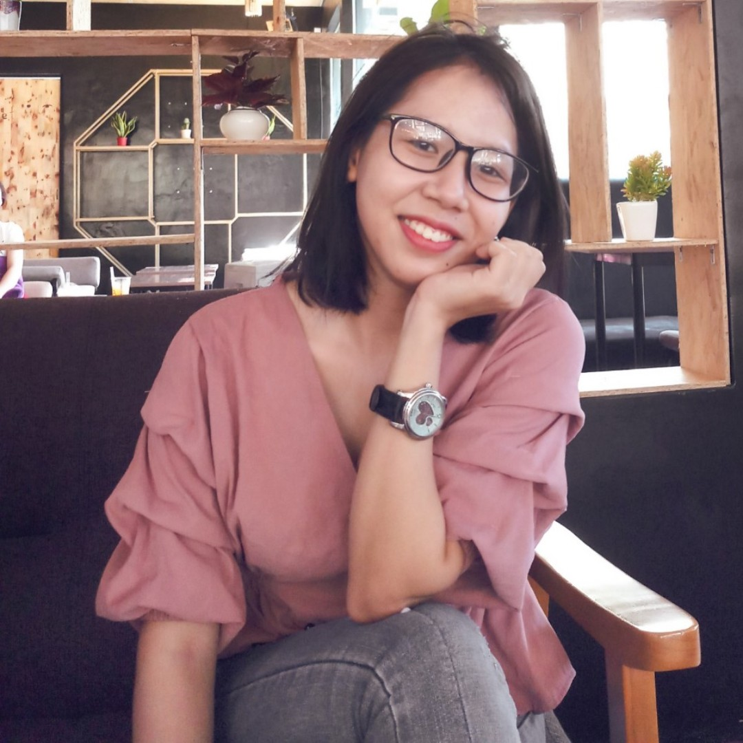 Chị Hồng Vân