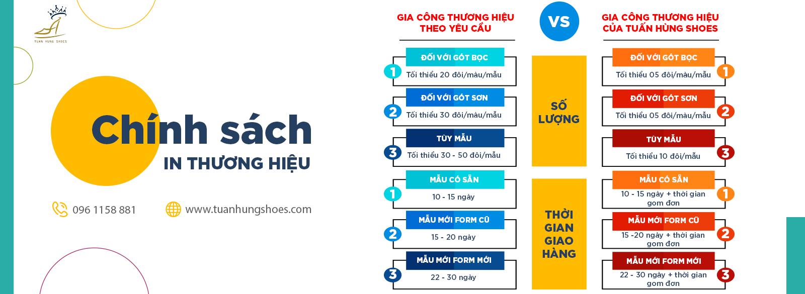 chinh sach in thuong hieu tuan hung shoes 2