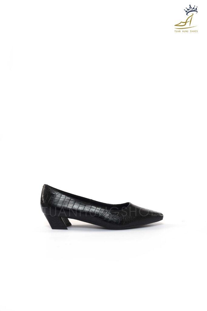 Giày búp bê cao gót 05