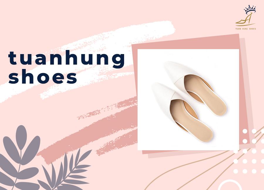Sản phẩm tại Tuấn Hùng Shoes được cân đối <span class='marker'>tối ưu</span> giữa tính xu hướng, thẩm mỹ <span class='marker'>cộng</span> <span class='marker'>khía cạnh</span> chất lượng