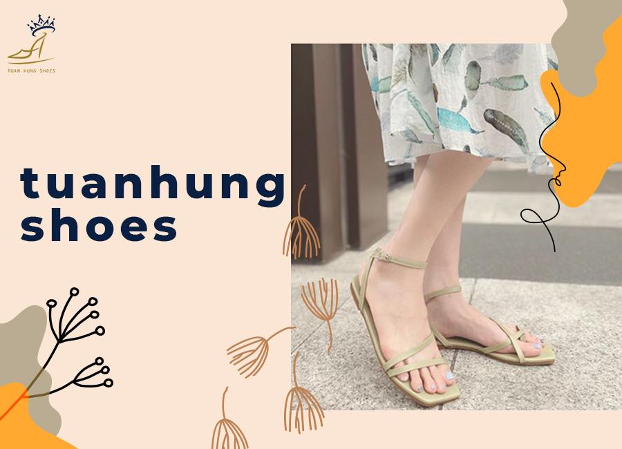 Tuấn Hùng Shoes cam kết đảm bảo tính thẩm mỹ, độc quyền của sản phẩm