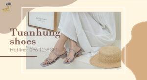 Cơ sở sản xuất giày Tuấn Hùng Shoes – Cùng bạn viết nên câu chuyện thương hiệu của riêng mình
