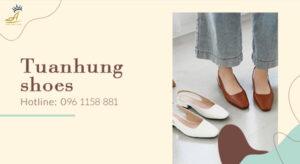 Tăng doanh thu với chính sách sỉ siêu ưu đãi tại công ty giày dép Tuấn Hùng Shoes