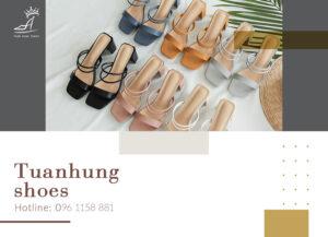 Gợi ý nguồn giày dép nữ giá sỉ phân phối toàn quốc