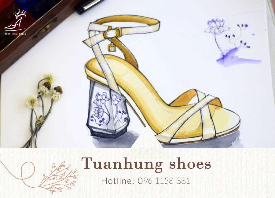 xưởng gia công giày